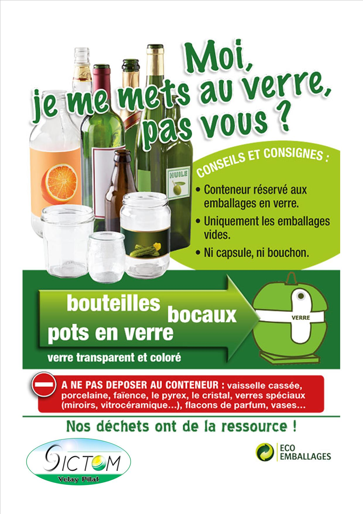Recyclage verre