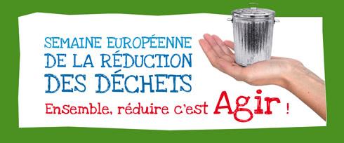 Semaine europeenne de la reduction des dechets 2014